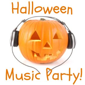 Halloween Music Party